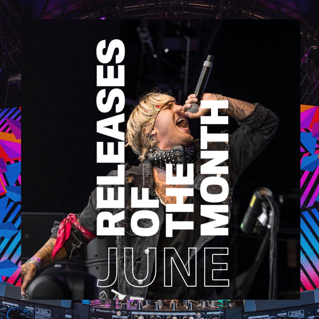 Releases of the month – June 2021